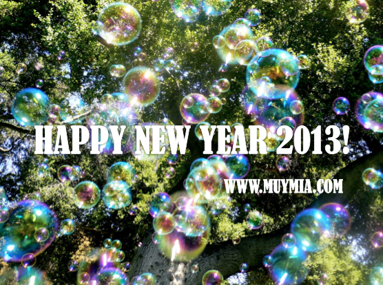 Happy New year 2013 by muymia.com
