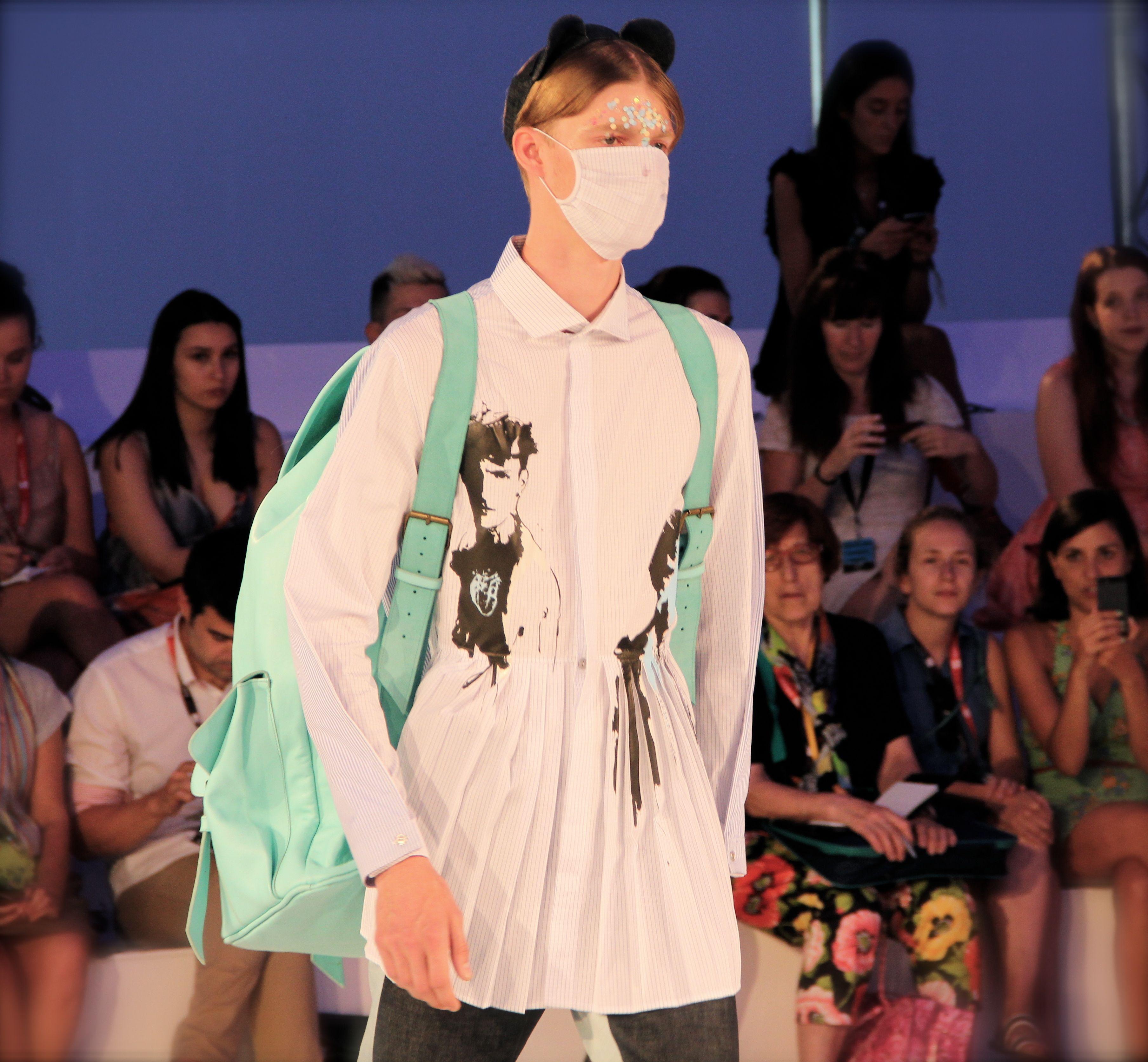Manuel Bolaño SS2014 | 080 Barcelona Fashion