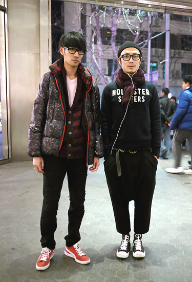 Shanghai Hipsters | Street Style | Asia