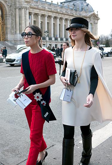 Street Style, Oksana On