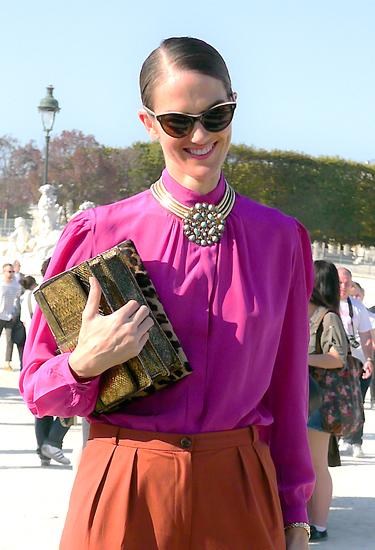 Paris Fashion Week Mood