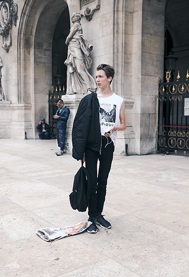 Model Off Duty | Streetstyle