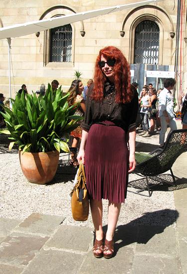 Seila sin H at 080 Barcelona Fashion