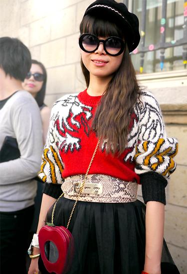 Lunettes de soleil Chanel