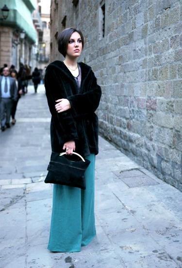 Vintage elegance | Streetstyle