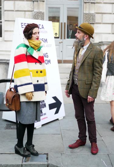 Retro | Street Trends | London FW