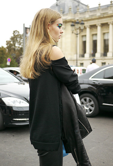 Model Off Duty | Chanel Spring 2014
