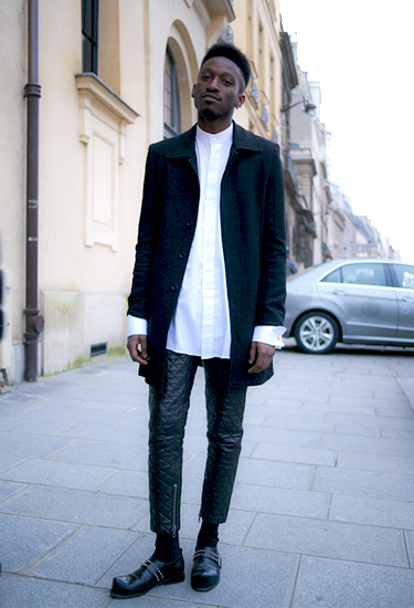 Perfect Black and White Outfit · Paris Streetstyle
