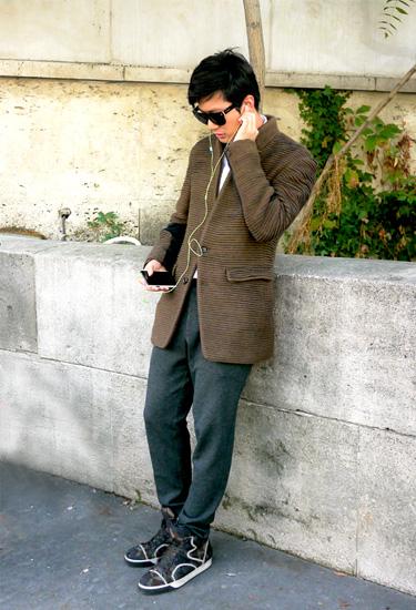 Men Style | Casual Suit | Street look