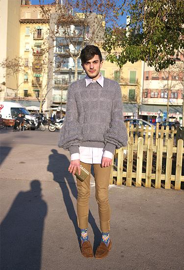 Jersey Manuel Bolaño · 080 Barcelona Fashion