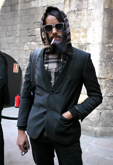 Lucúos Ricardo Mejia at 080 Barcelona Fashion