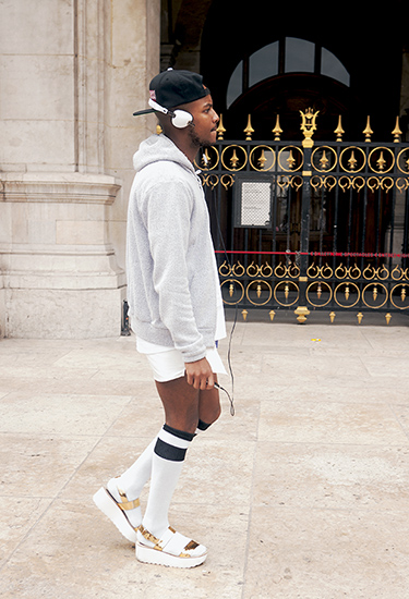 Plaform Shoes | StreetStyle