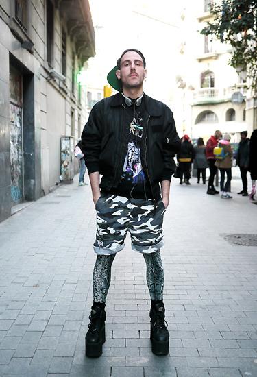 Jordi Chicletol | OFF 080 Barcelona Fashion Street Style