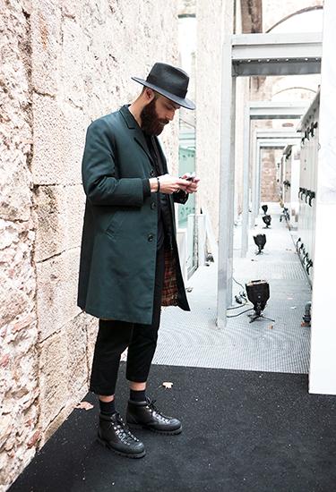 080 Barcelona Street Style