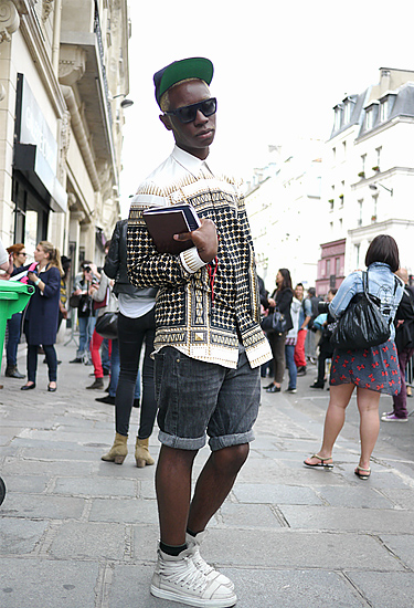 Givenchy Shirt · Paris Streetstyle