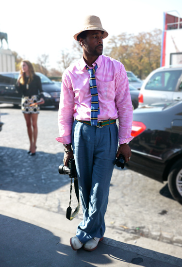 Swagger   Paris Streetstyle