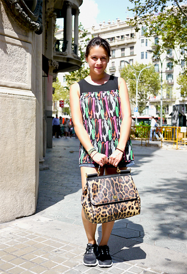 Dolce Gabbana Miss Sicily Tote | Street Style