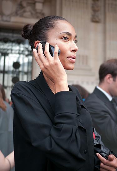 Model Off Duty | Grand Palais