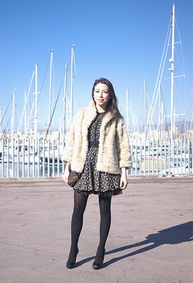 Feminine style at 080 Barcelona Fashion