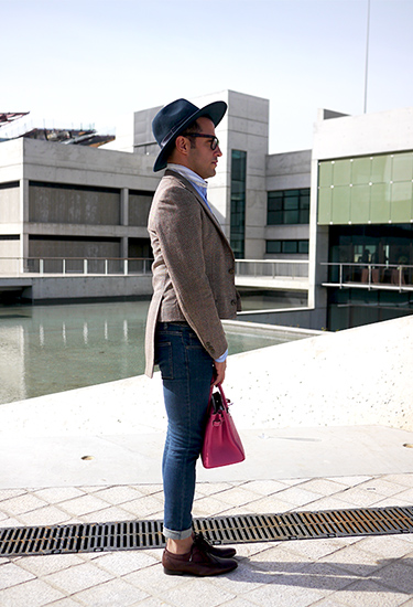Carlos Ventura | 080 Barcelona Fashion Week Street Style