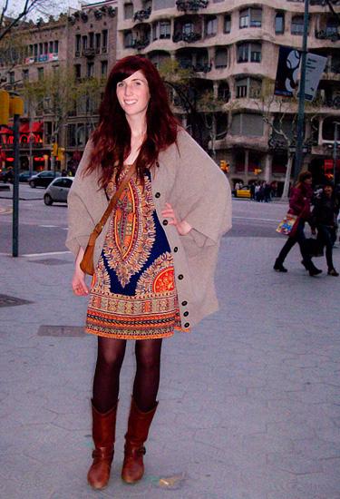 Ethnic · Barcelona Streetstyle