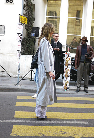 Trend: Pyjamas · Paris Fashion Week