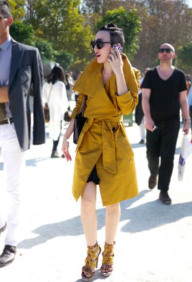 Michelle Harper | Street style