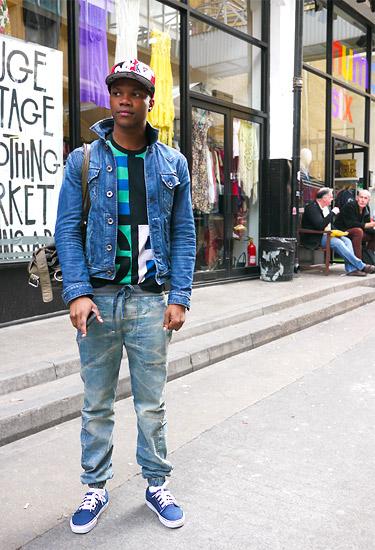 London streetstyle · Streetwear