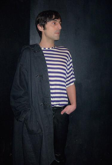 Gonzalo's sailor top