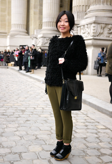 Zenobee Hung | Streetstyle | Paris Fashion Week