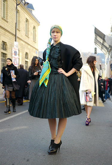 Pleats · Paris Fashion Week