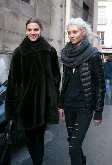 Exit Vivienne Westwood
