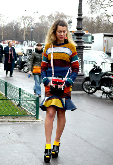 Natalie Joos | Streetstyle | Paris