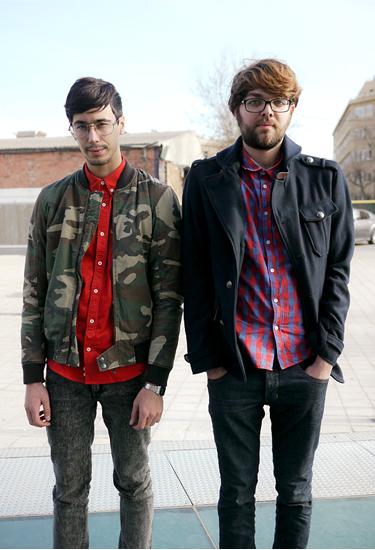 FUCKING YOUNG | Adriano + Eduardo