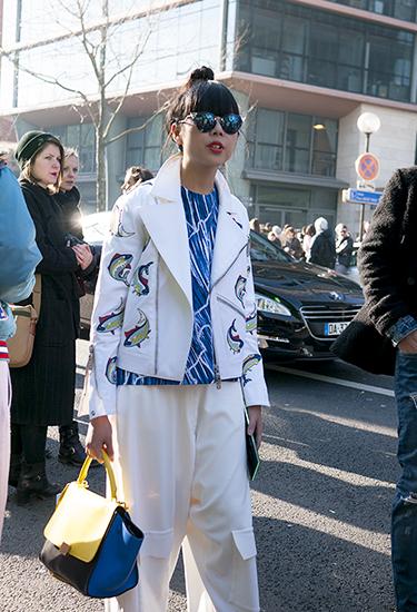 Susie Lau aka Style Bubble