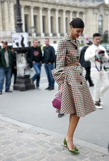 Giovanna Battaglia | L'Uomo Vogue
