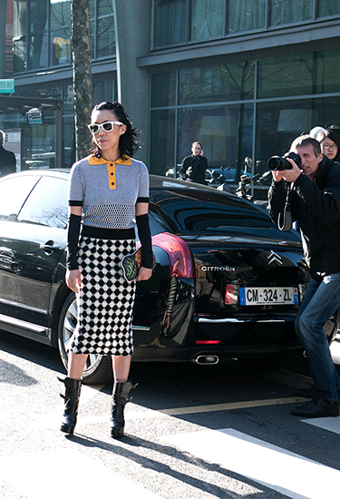 Street Style Moment