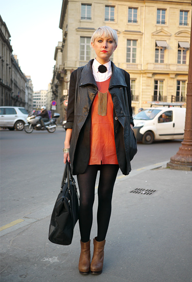 Coral · Paris Fashion Week