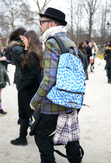 Eastpack | Streetstyle from Paris