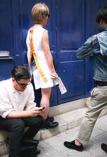 Before Walter Van Beirendonck · Paris Fashion Week
