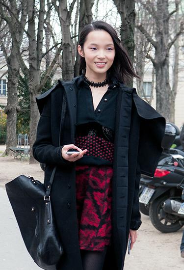 Xiao Wen Ju | Street Style