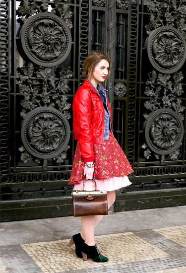 Rock&Folk style | Streetstyle from Paris