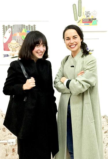 Georgina Santiago & Isabella Killoran