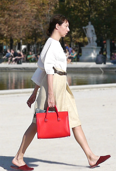 Classic elegance | Paris Streetstyle