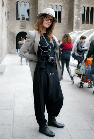 Dafne Patruno | www.bcncoolhunter.com | Streetstyle