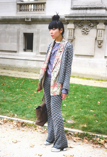 Style Bubble | Streetstyle | Paris
