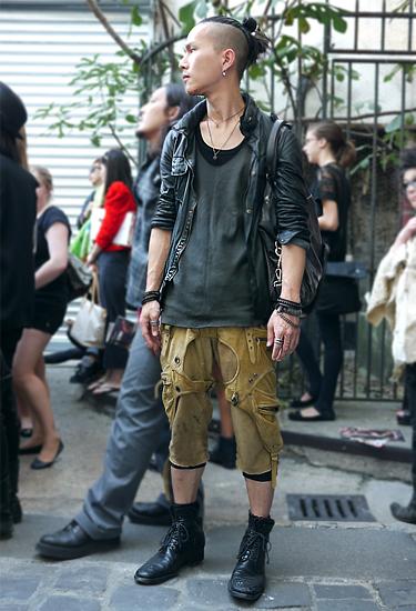 Worker pants · Paris Streetstyle