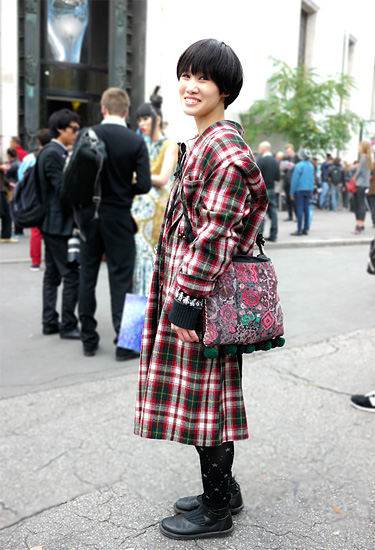 Plaid | Fashion Trends & Street Style