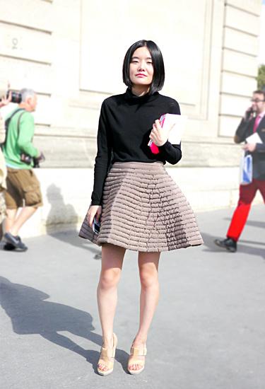 Rachelle Jim Skirt | Before Dior