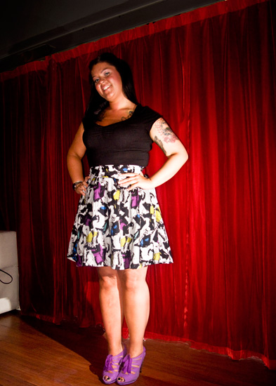Aroa · LELOOK party